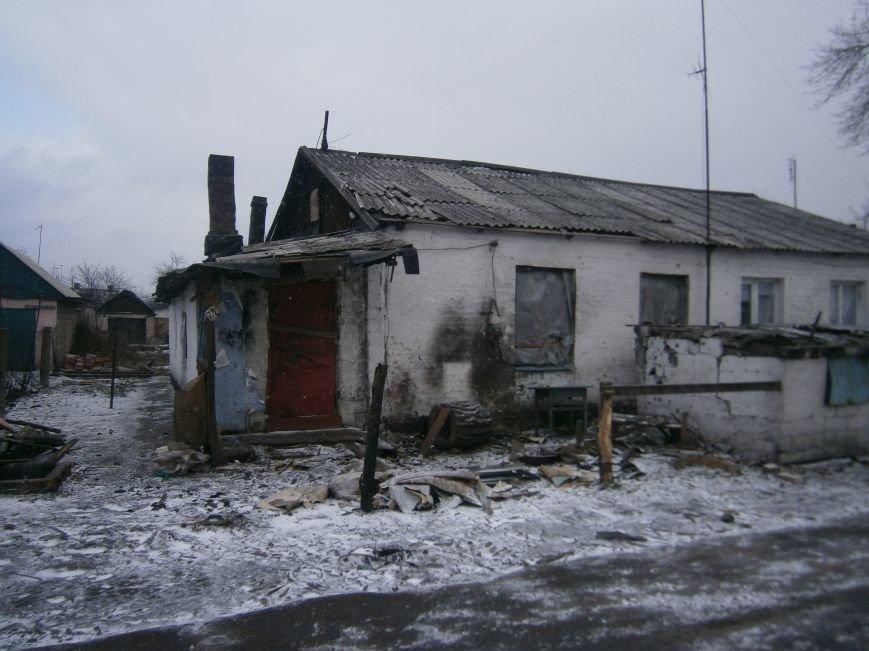 В Горняке восстанавливают пострадавшие постройки (ФОТОРЕПОРТАЖ) (фото) - фото 47