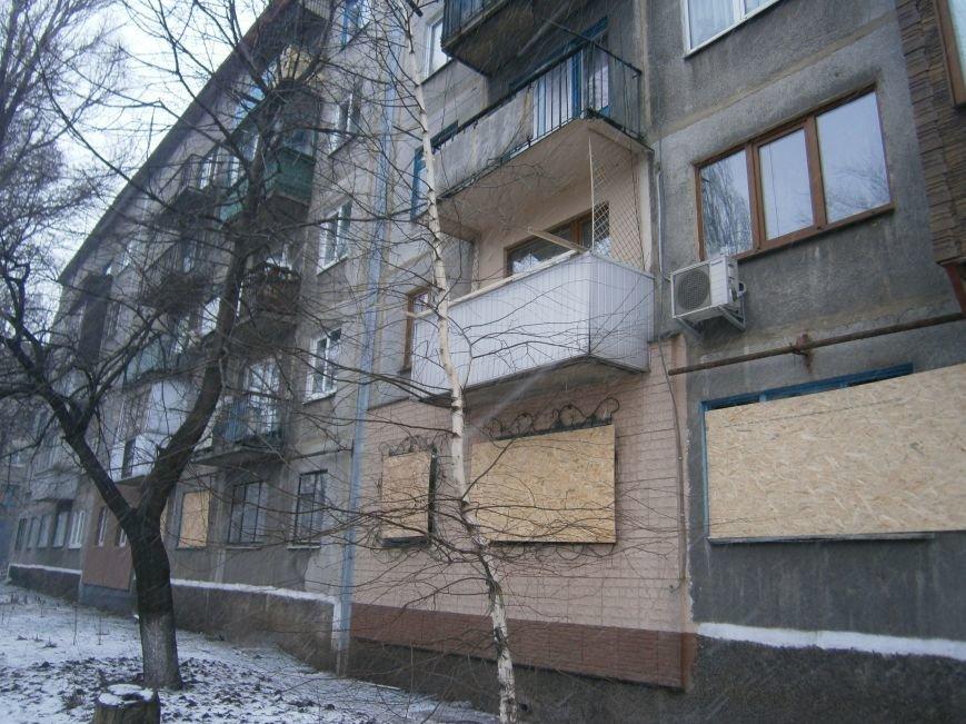 В Горняке восстанавливают пострадавшие постройки (ФОТОРЕПОРТАЖ) (фото) - фото 25