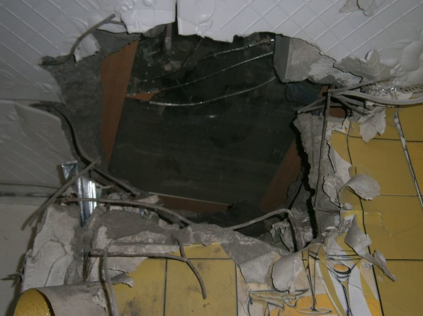 В Горняке восстанавливают пострадавшие постройки (ФОТОРЕПОРТАЖ) (фото) - фото 13
