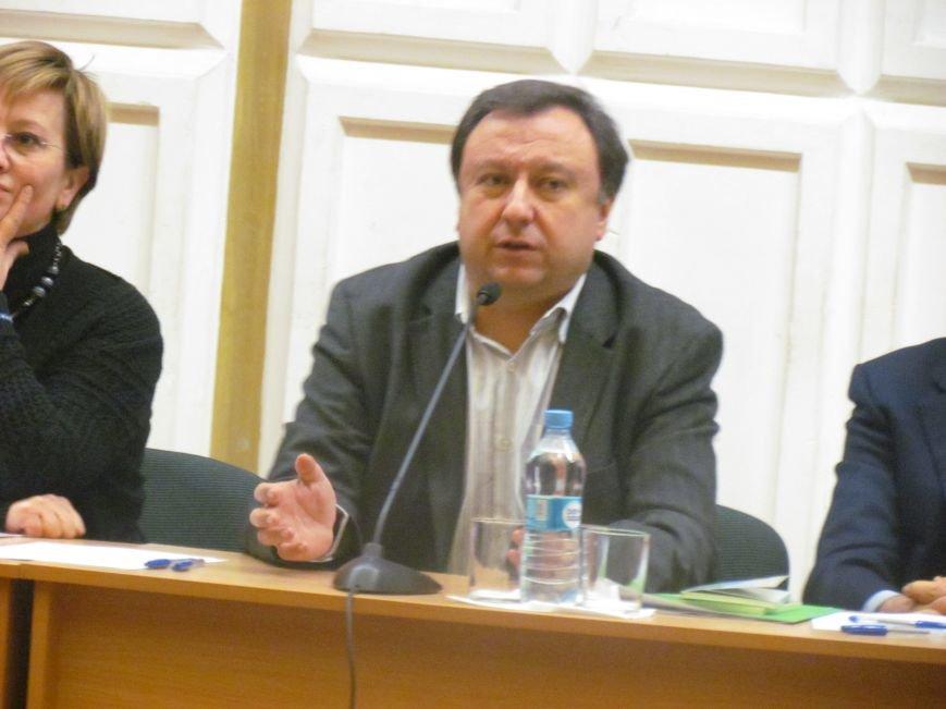 В Мариуполе депутаты Верховной Рады пообщались с интеллигенцией (ФОТО), фото-2