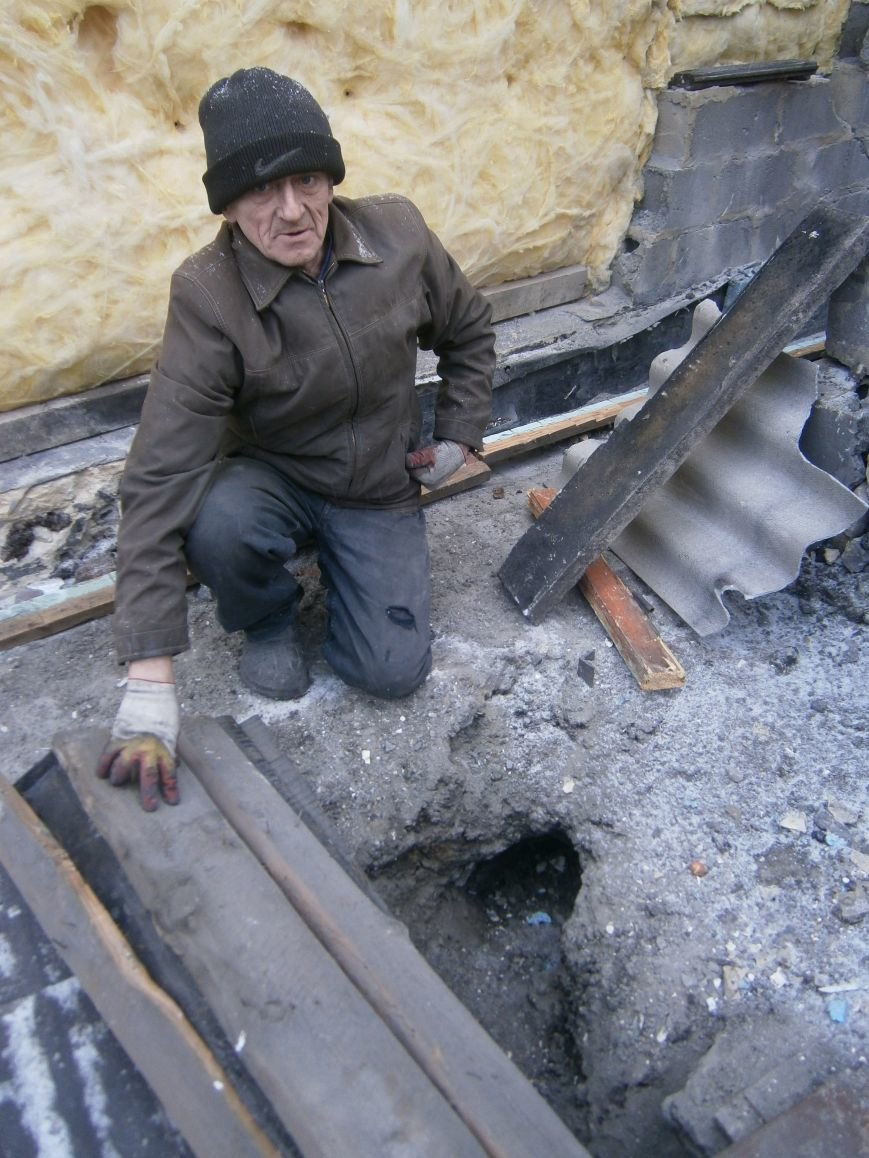От судьбы не уйдешь: В Горняке погиб переселенец из Донецка и спасся местный житель-юбиляр (ФОТО) (фото) - фото 11