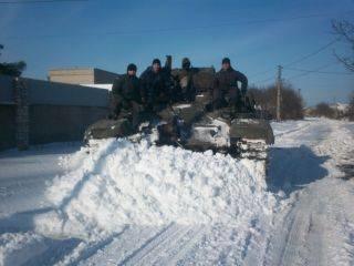 Российский контрактник сдался в плен украинским солдатам вместе с танком (ФОТО), фото-1