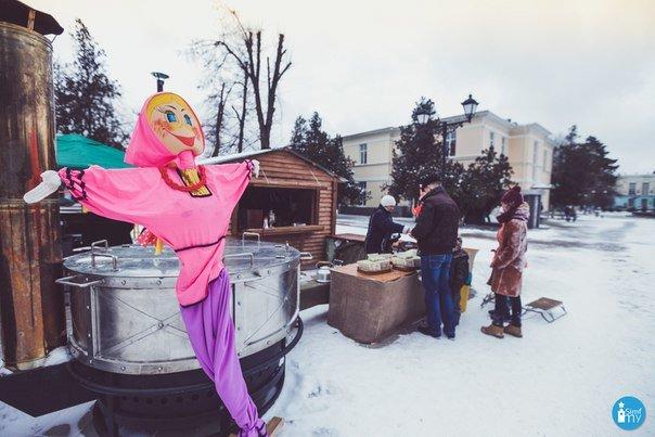 В Симферополе уже готовятся провожают Зиму (ФОТО) (фото) - фото 2