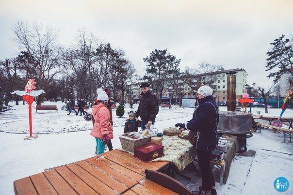 В Симферополе уже готовятся провожать Зиму (ФОТО), фото-1