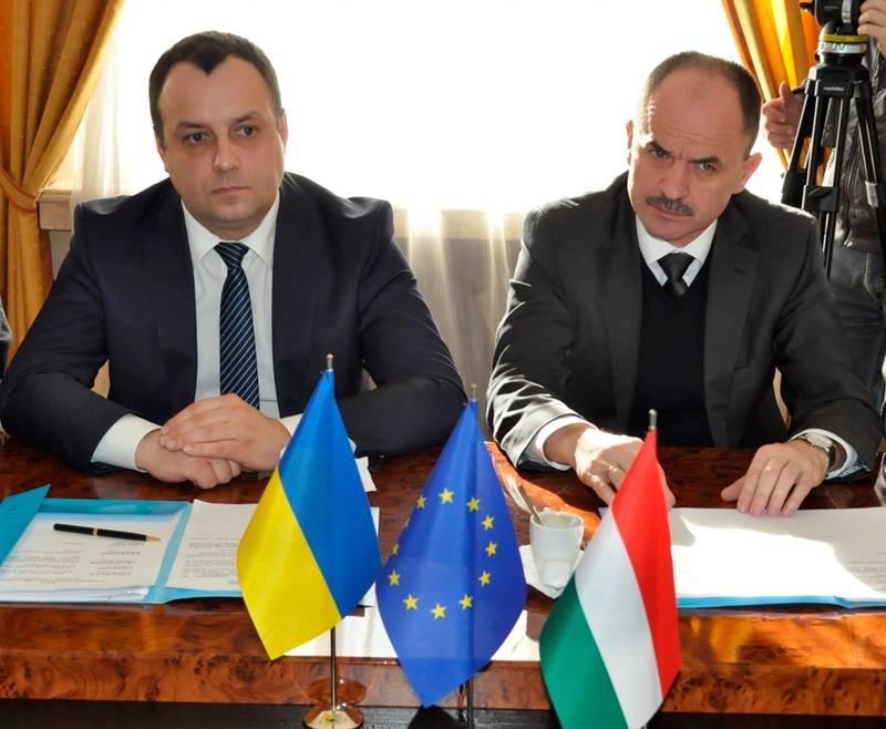 Закарпаття разом з угорськими партнерами узгоджуватиме спільні грантові проекти (ФОТО), фото-1