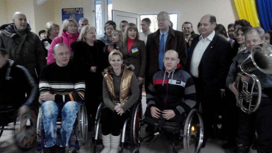 Донбасский межрегиональный центр профребилитации инвалидов будет раширяться (фото) - фото 4