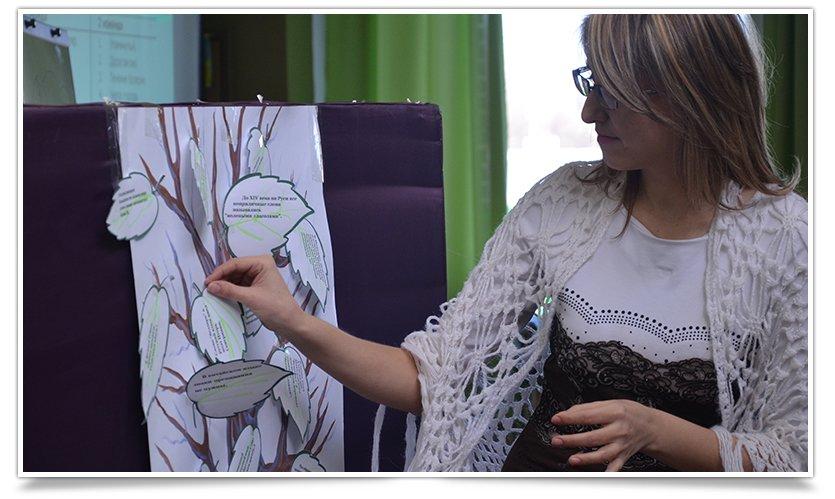 К Международному Дню родного языка в Центральной библиотеке Славянска прошло мероприятие (фото) - фото 2