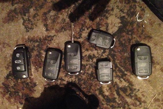 У Львові міліціонери зловили автовикрадача разом із цілим арсеналом спеціальних пристроїв (ФОТОРЕПОРТАЖ), фото-3