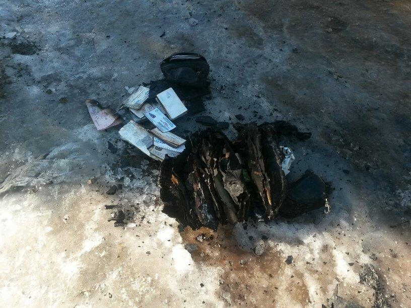 В Мариуполе неизвестные заперли в подвале депутата горсовета и сожгли его дом (ФОТО, ДОПОЛНЕНО), фото-7