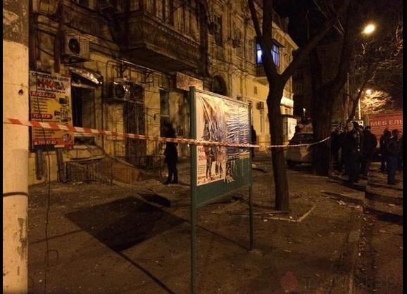 Одесса снова проснулась от мощного взрыва. (фото) - фото 1