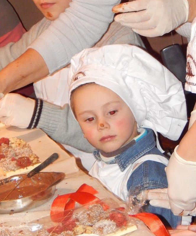Спонтанний прояв доброти: у Львові влаштували солодкий майстер-клас для малюків, чиї батьки служать в АТО (ФОТОРЕПОРТАЖ), фото-7