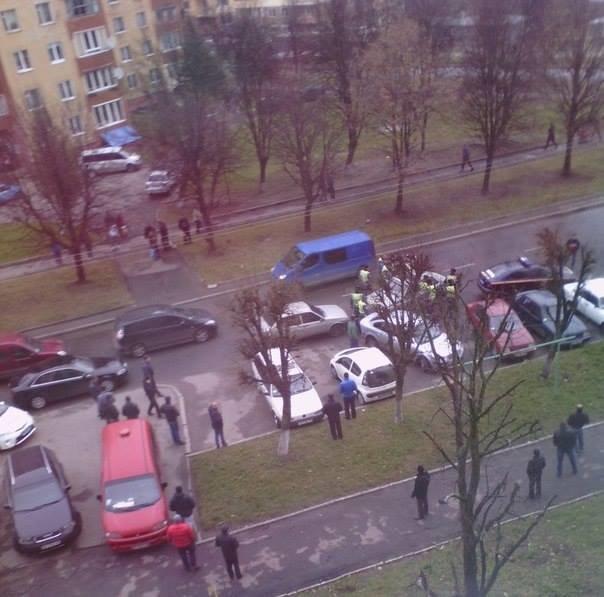 Кавказці, які до смерті побили львівського міліціонера, можуть сісти за грати на 10 років (ФОТОРЕПОРТАЖ) (фото) - фото 1