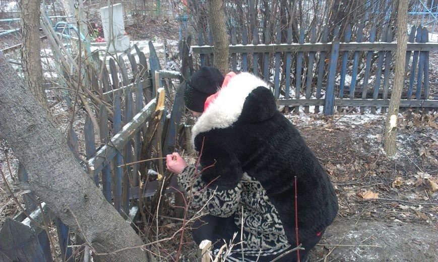 За насилие в семье и неуплату алиментов жители Димитрова и Красноармейска «отрабатывают» на общественных работах (фото) - фото 1