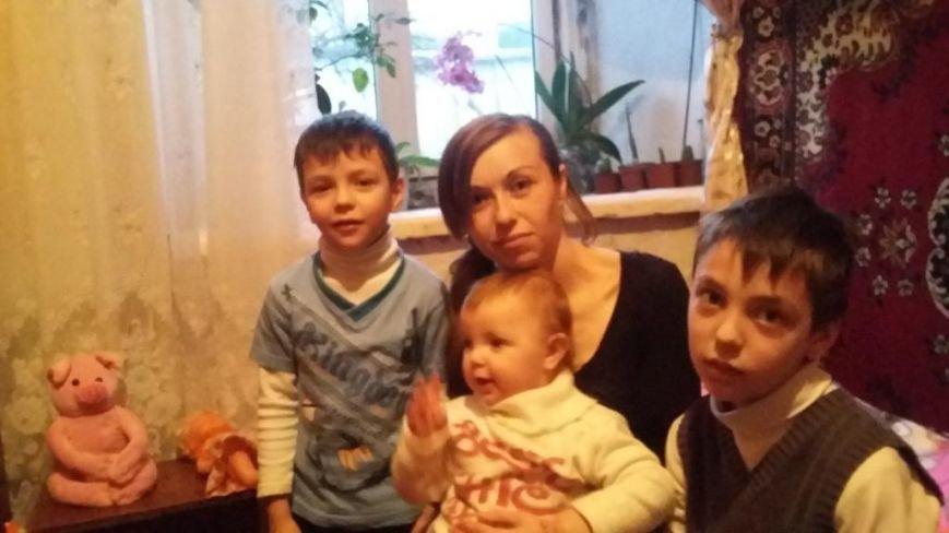 Семья плененного в Донецке киборга Руслана Коношенко живет в нищете в Каменец-Подольском (ФОТО), фото-9