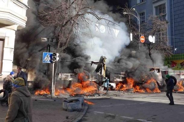 Сегодня - годовщина расстрелов активистов Евромайдана, фото-4
