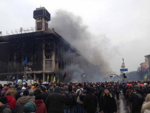 Сегодня - годовщина расстрелов активистов Евромайдана, фото-2