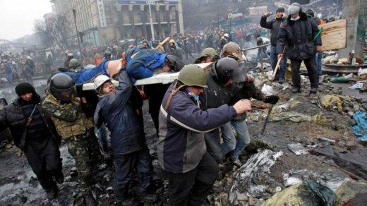 Сегодня - годовщина расстрелов активистов Евромайдана, фото-3