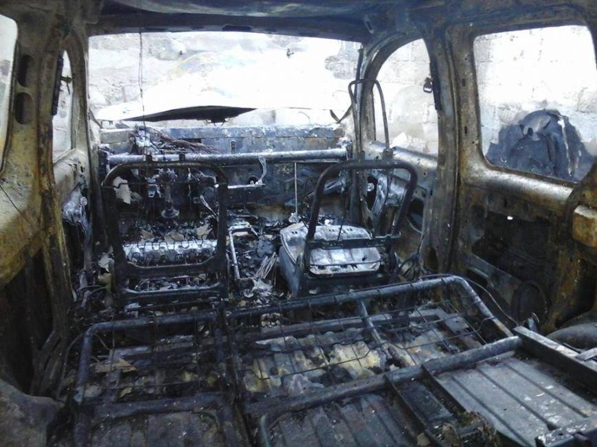 На Львівщині вщент згорів автомобіль (ФОТО), фото-2