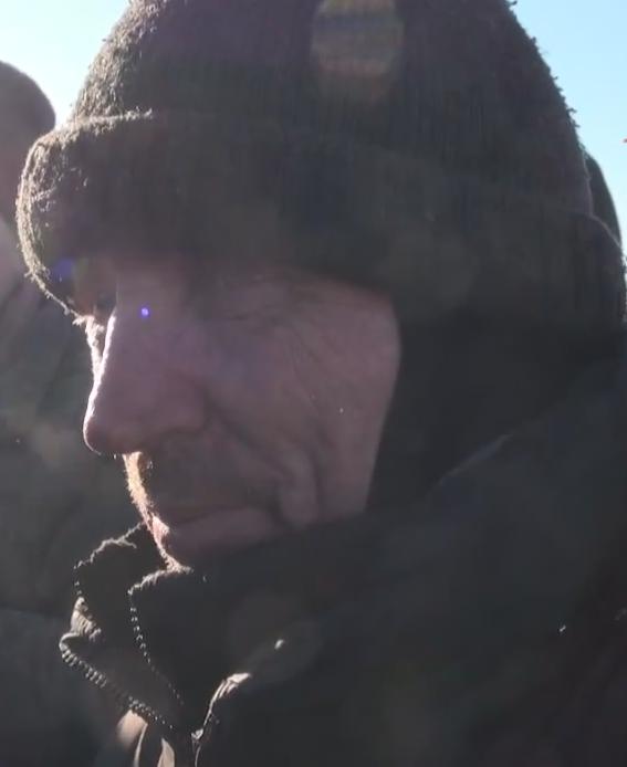Военный из ВСУ сдавшийся в Дебальцевском котле, едет домой в Херсон (фото) - фото 1