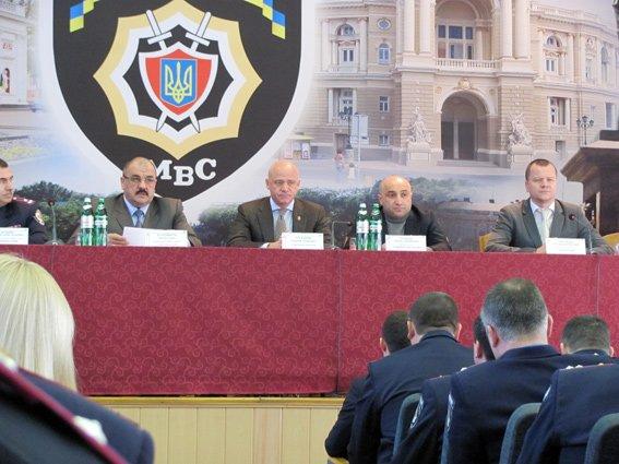 Катеринчук сменил начальника одесской милиции (ФОТО) (фото) - фото 1