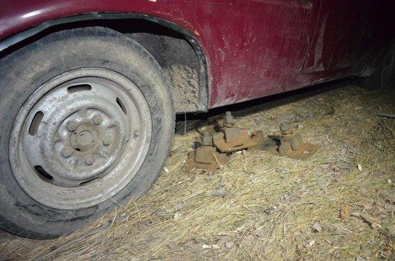 Запорожские ГАИшники предупредил аварию на железной дороге (ФОТО) (фото) - фото 1