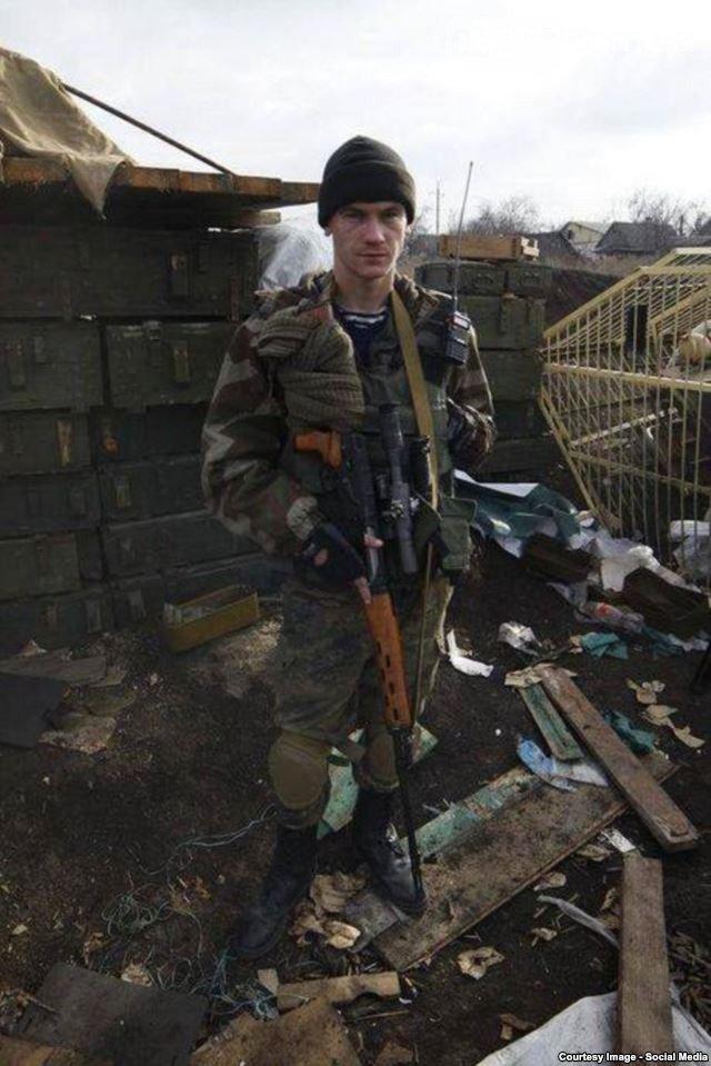 «Киборг» из Доброполья: «Я видел на расстоянии выстрела регулярную российскую армию» (фото) - фото 1