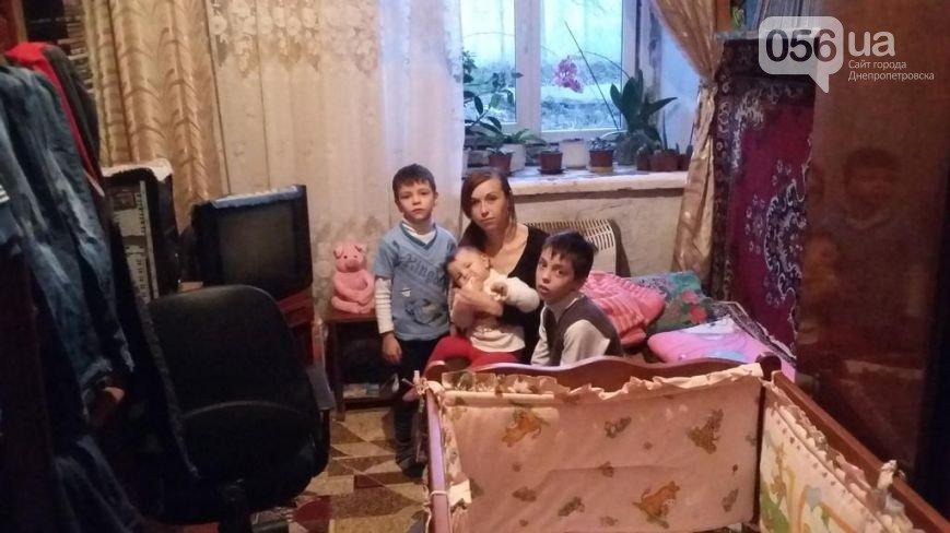 Семья плененного в Донецке киборга Руслана Коношенко живет в нищете в Каменец-Подольском (ФОТО) (фото) - фото 1
