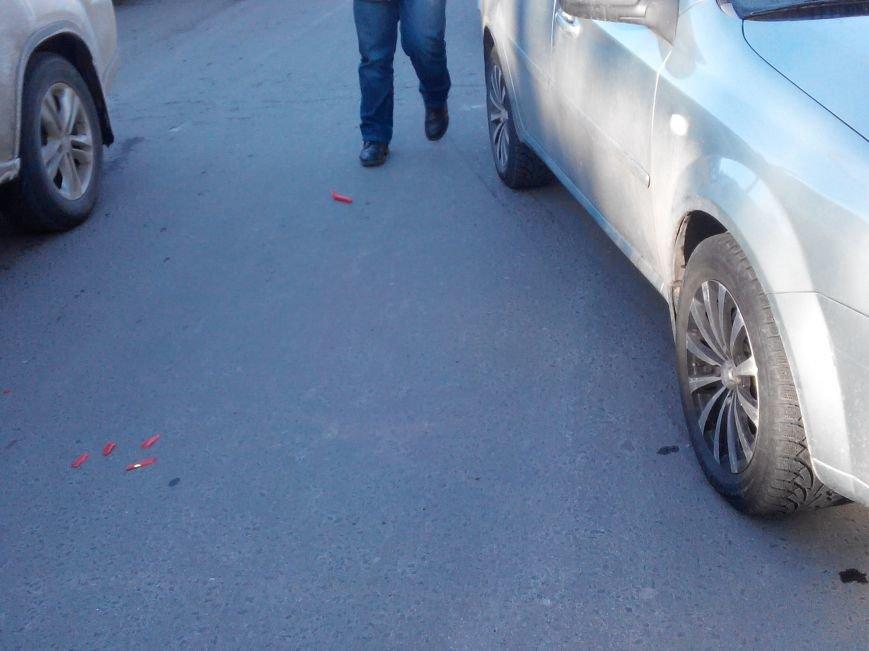 В Сумах возле «Дружбы» на переходе сбили маленького ребенка (ФОТО) (фото) - фото 1
