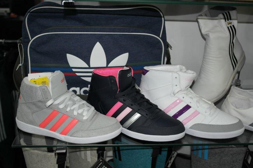 Красноармейский магазин спортивной одежды и обуви «Black  White» – Sport Lady: будь красивой и стильной! (фото) - фото 11