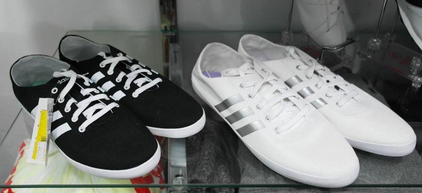 Красноармейский магазин спортивной одежды и обуви «Black  White» – Sport Lady: будь красивой и стильной! (фото) - фото 12