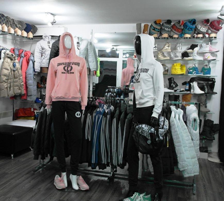 Красноармейский магазин спортивной одежды и обуви «Black  White» – Sport Lady: будь красивой и стильной! (фото) - фото 5
