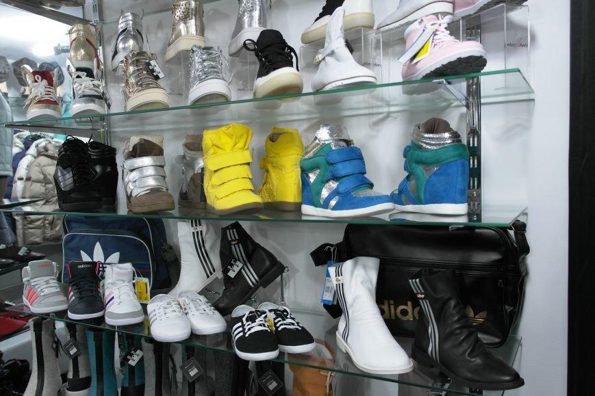 Красноармейский магазин спортивной одежды и обуви «Black  White» – Sport Lady: будь красивой и стильной! (фото) - фото 26