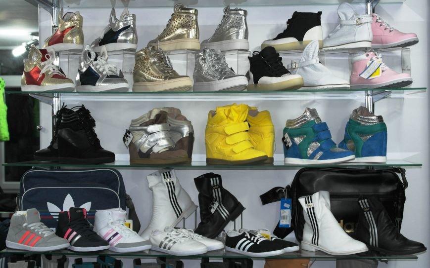 Красноармейский магазин спортивной одежды и обуви «Black  White» – Sport Lady: будь красивой и стильной! (фото) - фото 27