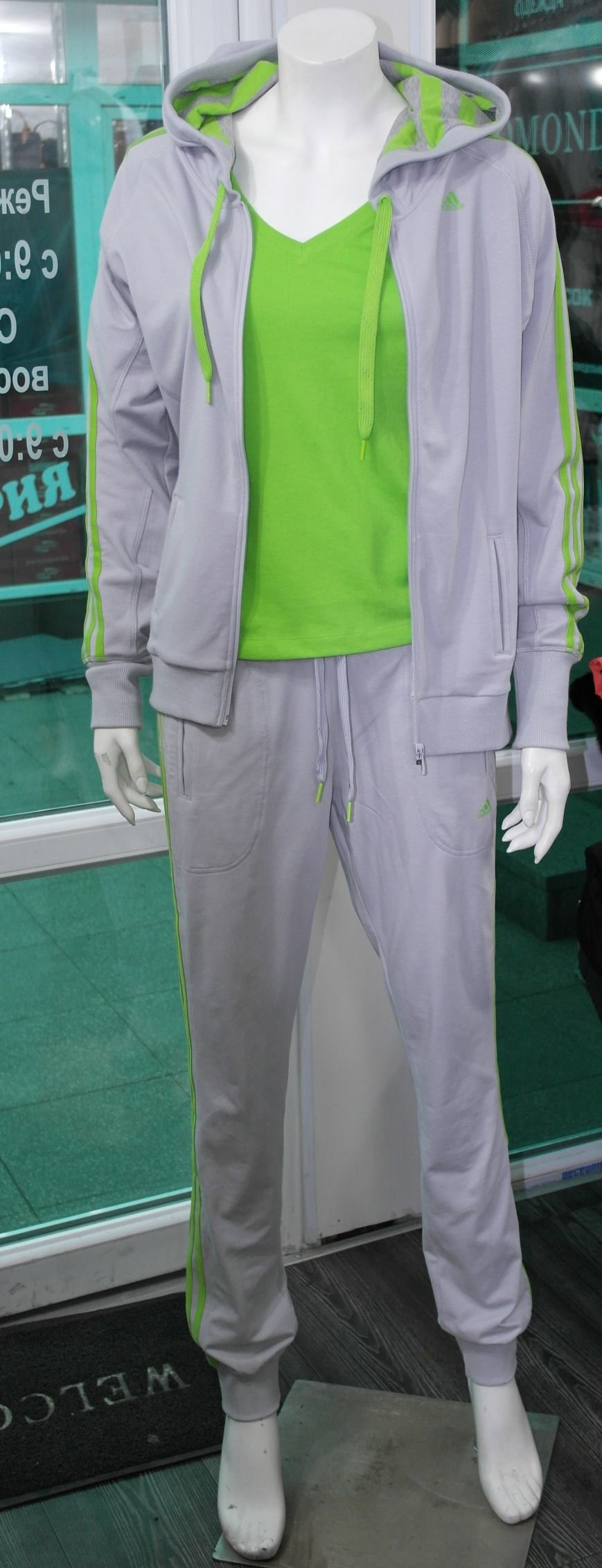 Красноармейский магазин спортивной одежды и обуви «Black  White» – Sport Lady: будь красивой и стильной! (фото) - фото 9
