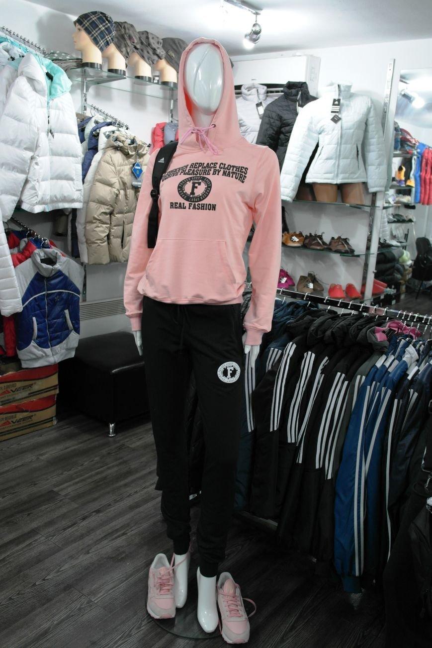 Красноармейский магазин спортивной одежды и обуви «Black  White» – Sport Lady: будь красивой и стильной! (фото) - фото 6