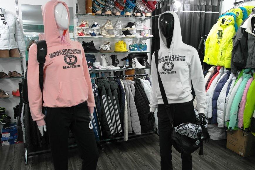 Красноармейский магазин спортивной одежды и обуви «Black  White» – Sport Lady: будь красивой и стильной! (фото) - фото 8