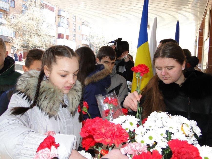 У Хмельницькому відкрили меморіальні дошки Героям Небесної сотні (фото) - фото 2