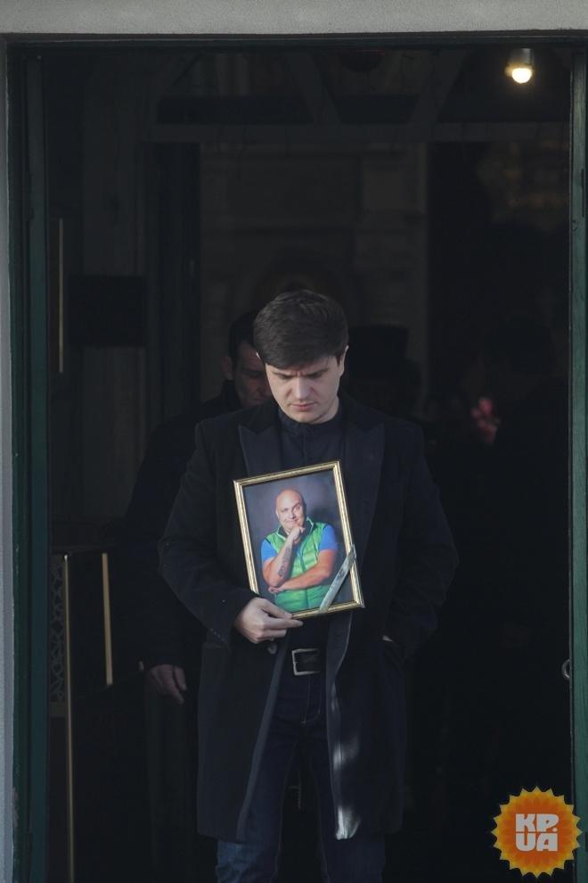 Проститься с Сергеем Галибиным пришли звезды украинского шоу бизнеса (ФОТО) (фото) - фото 1