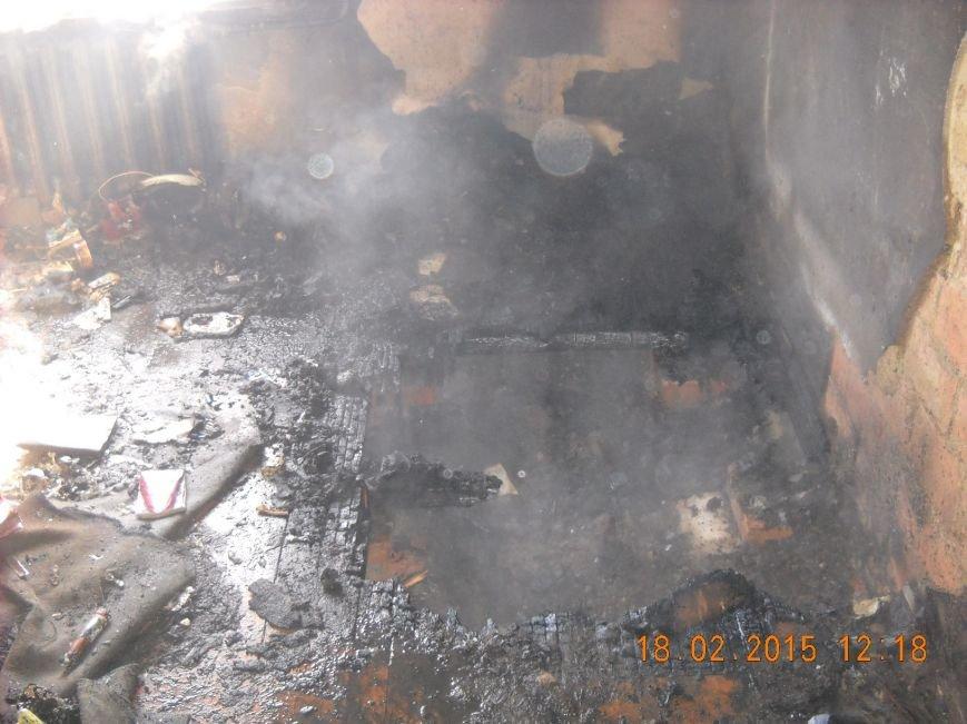 На Кировоградщине в огне погиб человек. ФОТО (фото) - фото 1
