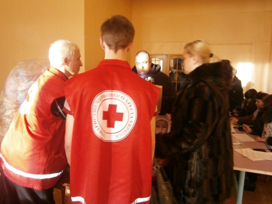 Димитров получил 10 тонн гуманитарной помощи для переселенцев (ФОТОРЕПОРТАЖ) (фото) - фото 15