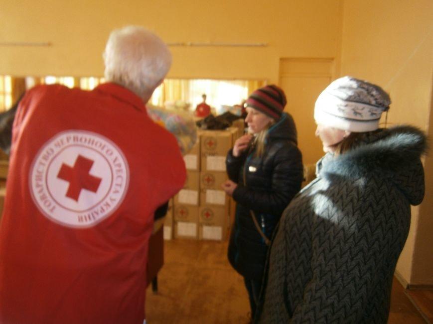 Димитров получил 10 тонн гуманитарной помощи для переселенцев (ФОТОРЕПОРТАЖ) (фото) - фото 11