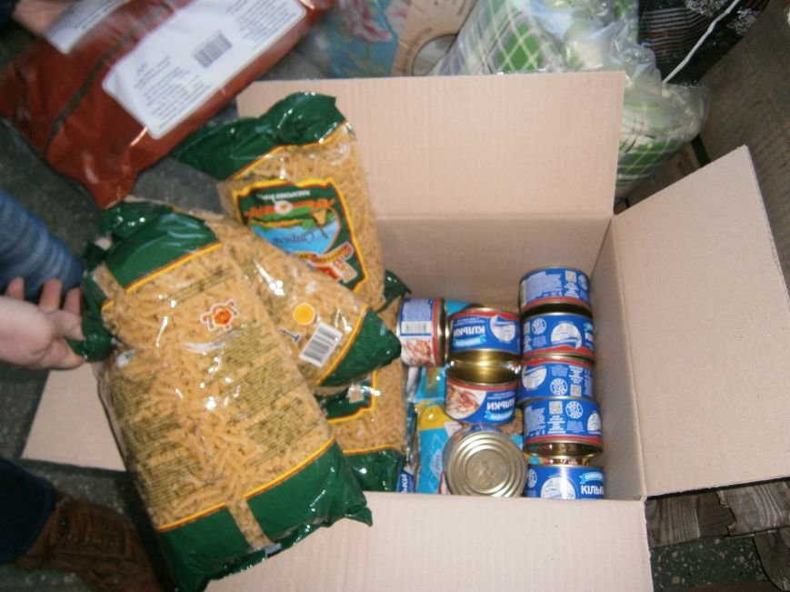 Димитров получил 10 тонн гуманитарной помощи для переселенцев (ФОТОРЕПОРТАЖ) (фото) - фото 20