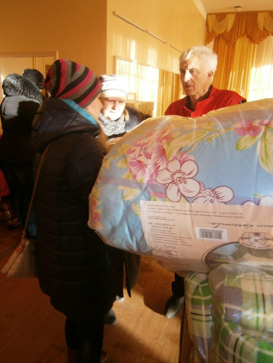 Димитров получил 10 тонн гуманитарной помощи для переселенцев (ФОТОРЕПОРТАЖ) (фото) - фото 12