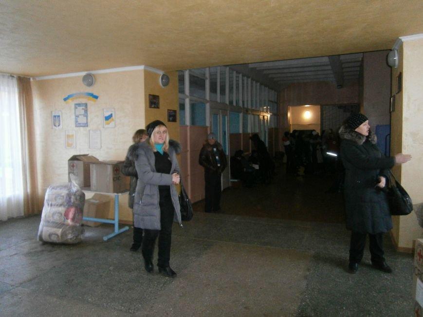 Димитров получил 10 тонн гуманитарной помощи для переселенцев (ФОТОРЕПОРТАЖ) (фото) - фото 31