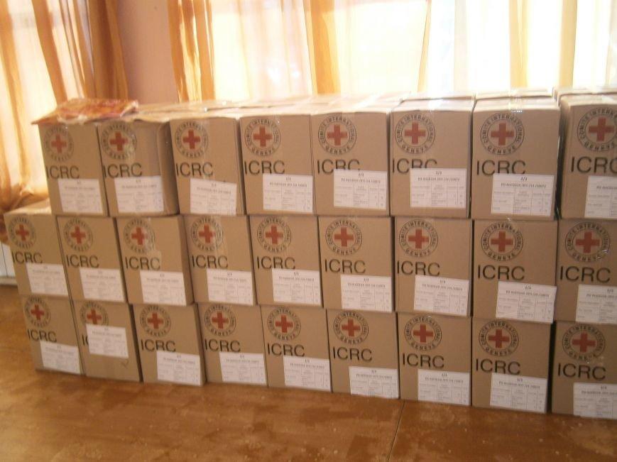 Димитров получил 10 тонн гуманитарной помощи для переселенцев (ФОТОРЕПОРТАЖ) (фото) - фото 5
