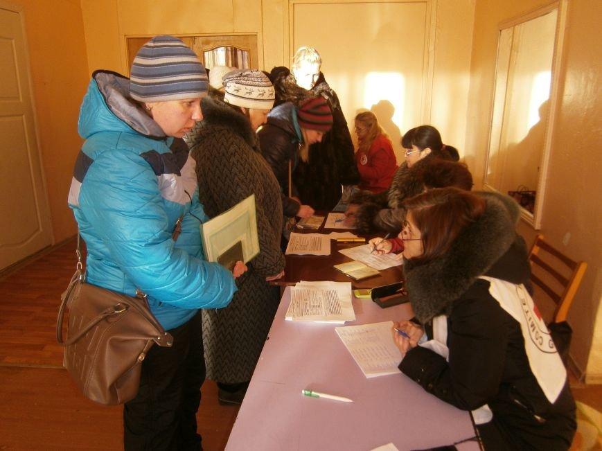 Димитров получил 10 тонн гуманитарной помощи для переселенцев (ФОТОРЕПОРТАЖ) (фото) - фото 2