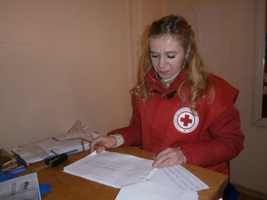 Димитров получил 10 тонн гуманитарной помощи для переселенцев (ФОТОРЕПОРТАЖ) (фото) - фото 29