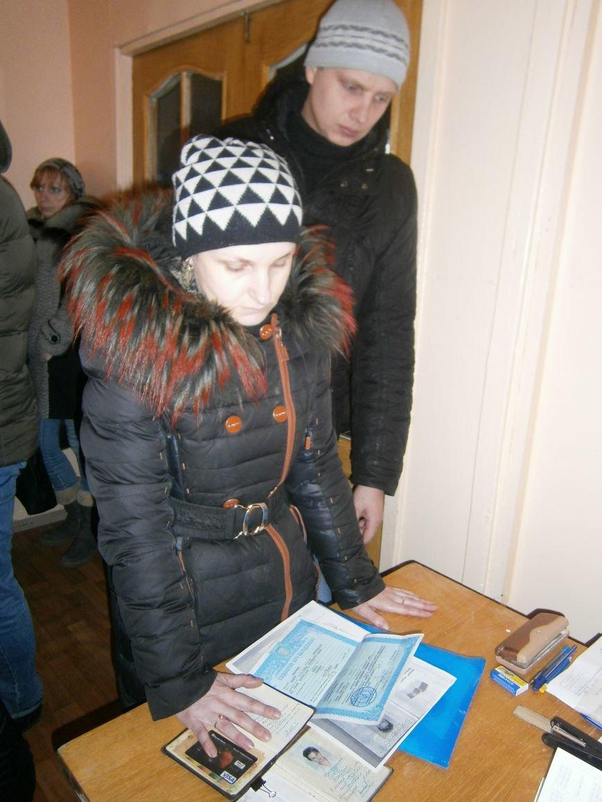 Димитров получил 10 тонн гуманитарной помощи для переселенцев (ФОТОРЕПОРТАЖ) (фото) - фото 30