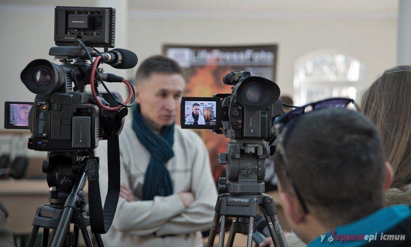 Виставка репортерської фотографії LifePressPhoto відбулася в університеті «Острозька Академія»., фото-5