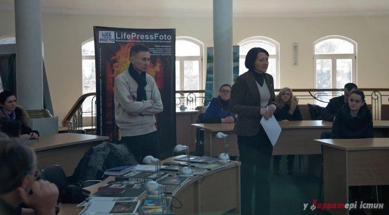 Виставка репортерської фотографії LifePressPhoto відбулася в університеті «Острозька Академія»., фото-1